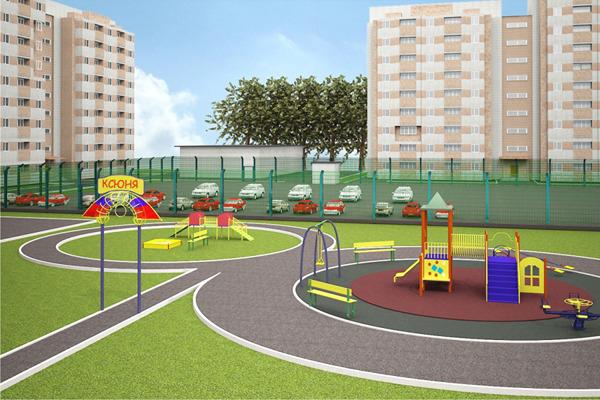 Кто отвечает за детскую площадку жилых домов