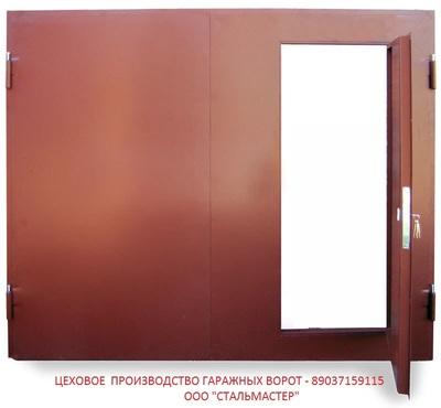 8(903)715-91-15 УСТАНОВКА ГАРАЖНЫХ ВОРОТ в Королёве Болшево