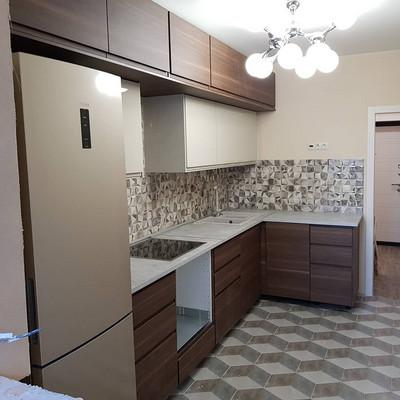 Выполним ремонт в Вашей квартире. У нас очень толковые мастера!