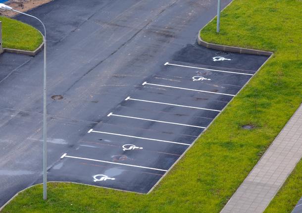 В Мытищах будут новые парковочные места