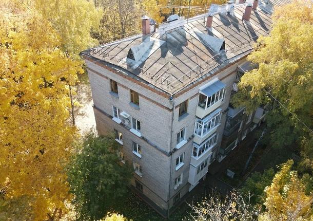 В Московской области за неделю было выполнено 7,6% годового плана по ремонту подъездов