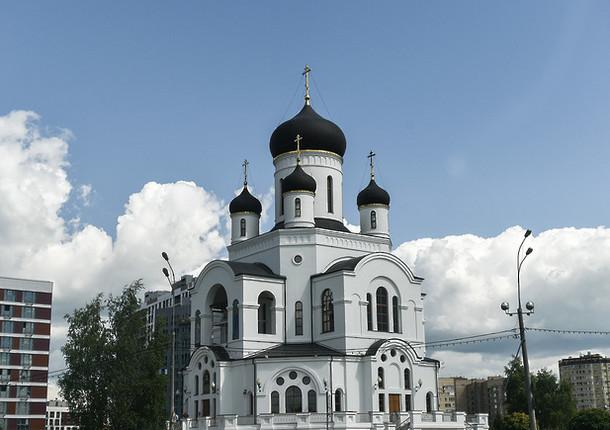 Информацию о драке у храма Рождества Христова в Мытищах не подтвердили в полиции